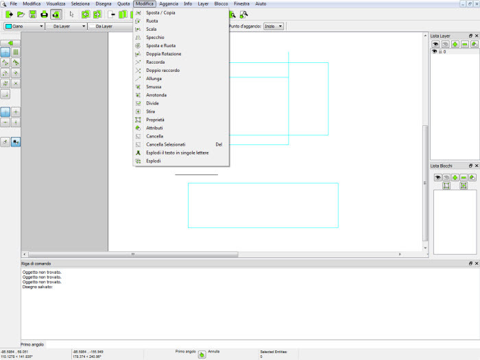 Librecad download gratis for Programma disegno online