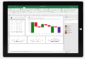 Screenshot 1 of Microsoft Excel 2016