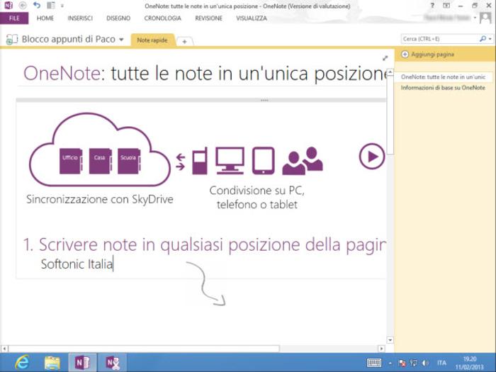 scaricare word 2013 italiano
