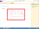 Screenshot 4 of Microsoft OneNote 2013 15.0.4420.1017