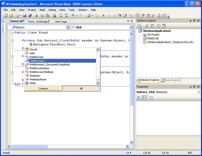 Microsoft Visual Basic - Download Gratis