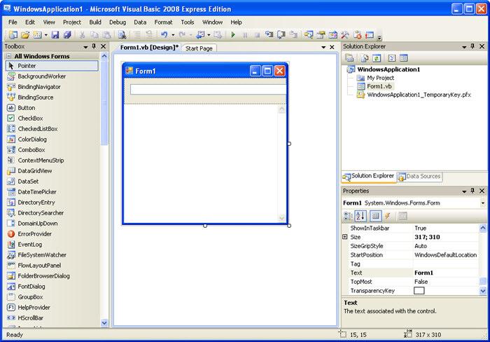 تحميل برنامج فيجوال بيسك 6 متوافق مع ويندوز 10