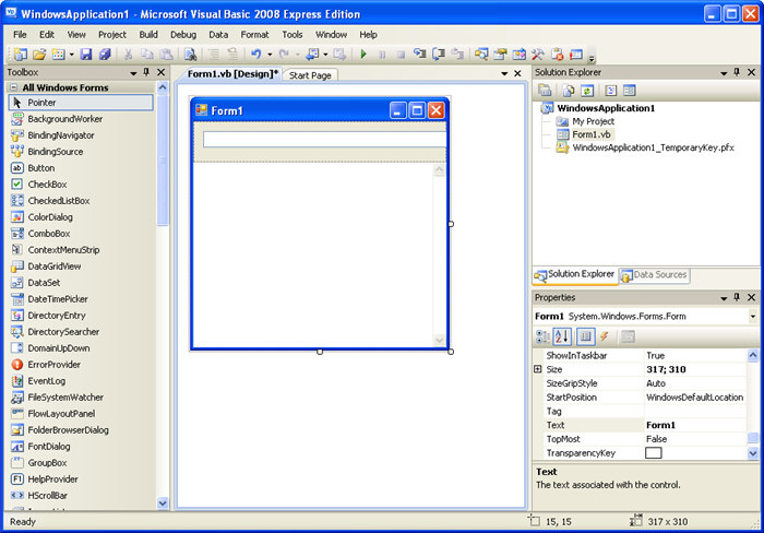 microsoft visual basic 6.0 sp6 for windows 10