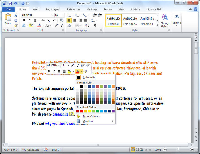 wordpad gratis italiano
