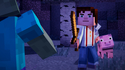 Screenshot 2 of Minecraft: Story Mode