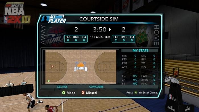 2K10 GRATUITEMENT GRATUIT NBA PC TÉLÉCHARGER