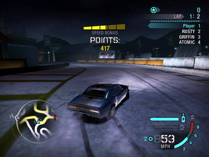 il gioco completo di need for speed carbon