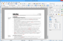 Screenshot di Apache OpenOffice