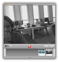Screenshot 1 of Photo Booth for Windows 7 1.0