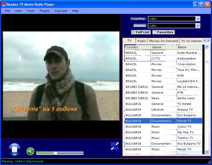 MOVIE PLAYER READON GRATUIT TÉLÉCHARGER TV
