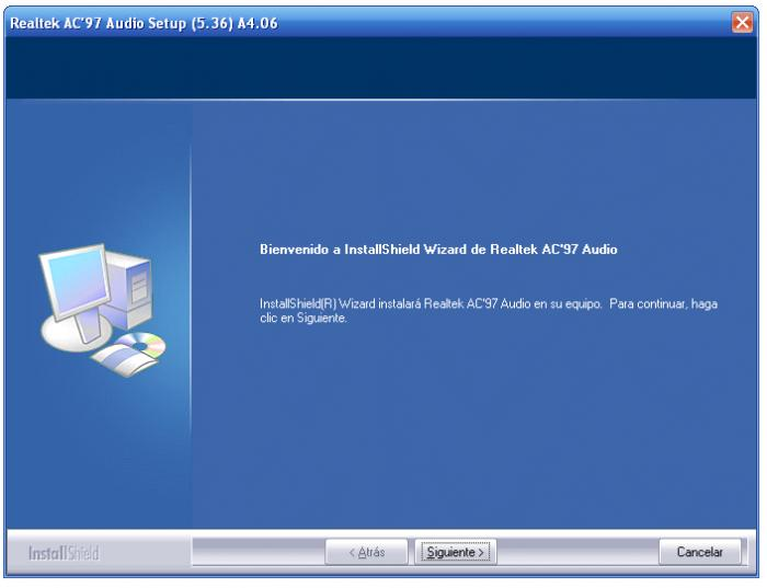Realtek ac'97 audio driver download gratis.