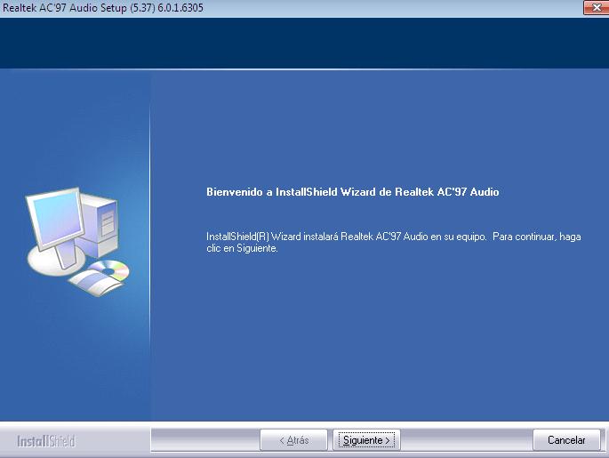 realtek ac97 audio codec driver a3.97