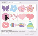 Screenshot 1 of Scrapbook Flair Software 1.0