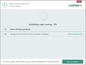 Screenshot 5 of Kaspersky Software Updater 2.0.0.623