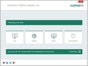 Screenshot 4 of Kaspersky Software Updater 2.0.0.623