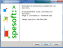 Screenshot 6 of Spesoft Free Audio Converter 2.6