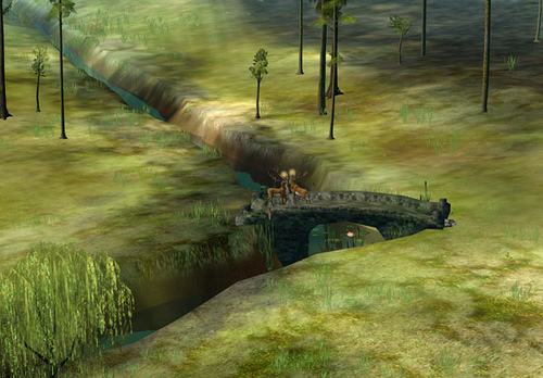 The forest gioco demo