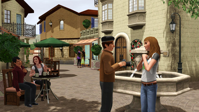 the sims 3 travel adventures download gratis