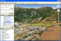 Screenshot 8 of Tour de France Plug-In 2008 per Google Earth