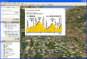 Screenshot 7 of Tour de France Plug-In 2008 per Google Earth