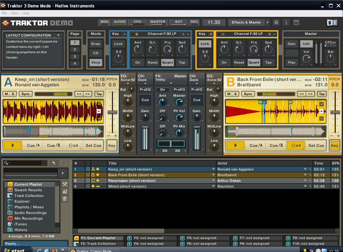 mixsense dj studio 1.0.1 gratis