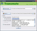 Screenshot 1 of Transmute Portable 2.09