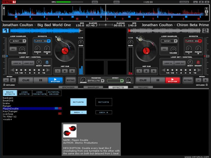 SCARICA ULTIMA VERSIONE DI VIRTUAL DJ DA