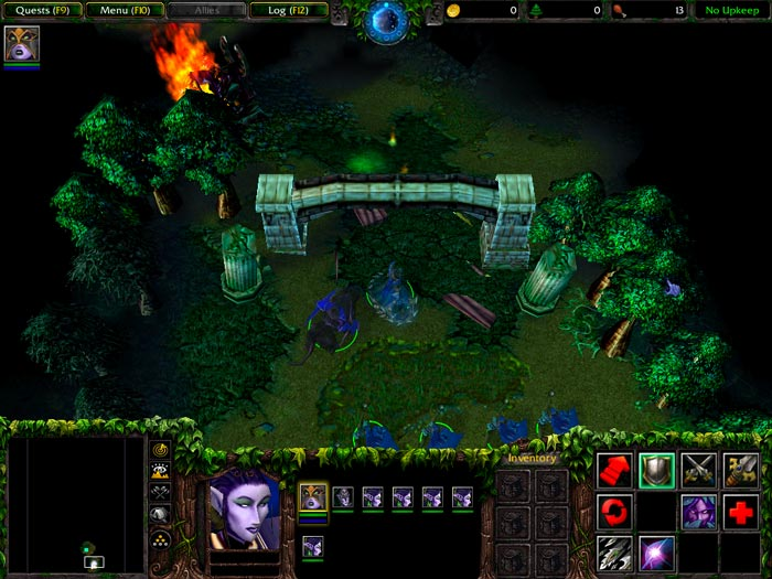 Warcraft iii: frozen throne patch 1. 26a:|: games gamers game.