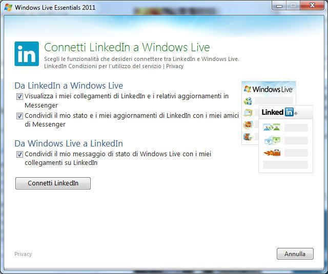 SCARICARE LA NUOVA VERSIONE DI MSN 2011 GRATIS