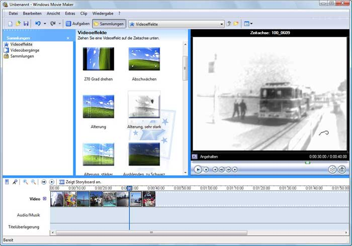 windows movie maker portable 5.1