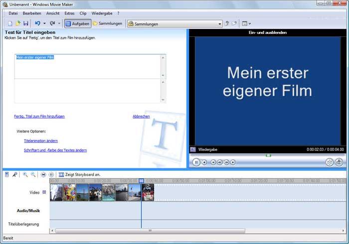 Windows movie maker fourums