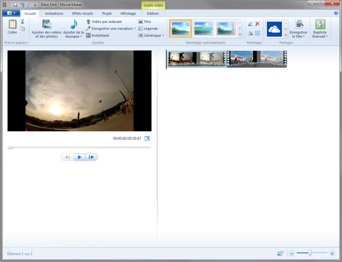 windows movie maker italiano per windows 7