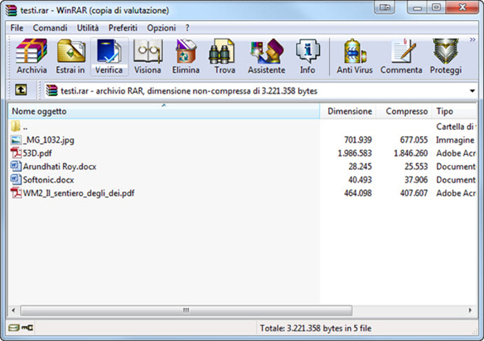download winrar free 64 bit italiano