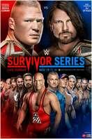Poster of WWE Survivor Series 2017