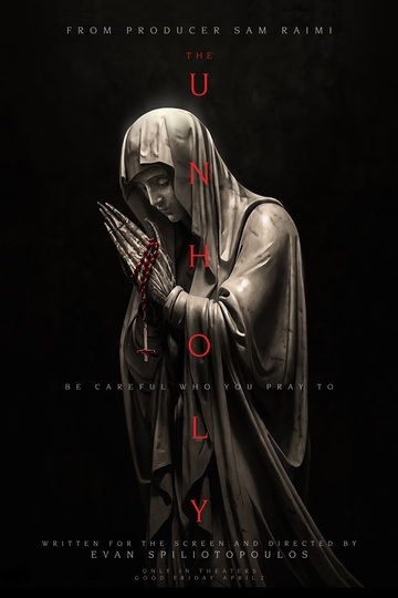 Poster of The Unholy