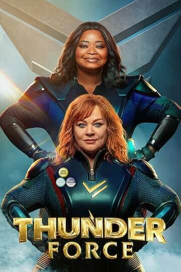 Poster of Thunder Force