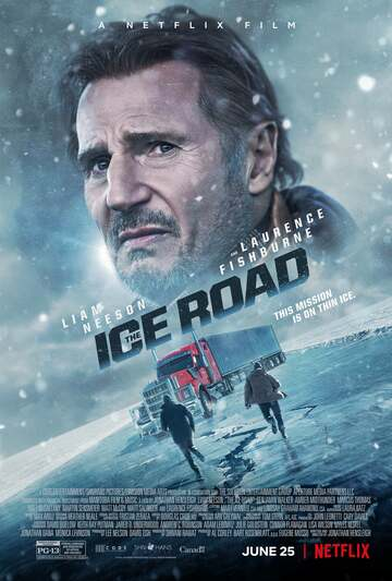 Poster of The Ice Road