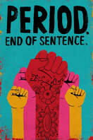 Poster of Period. End of Sentence.