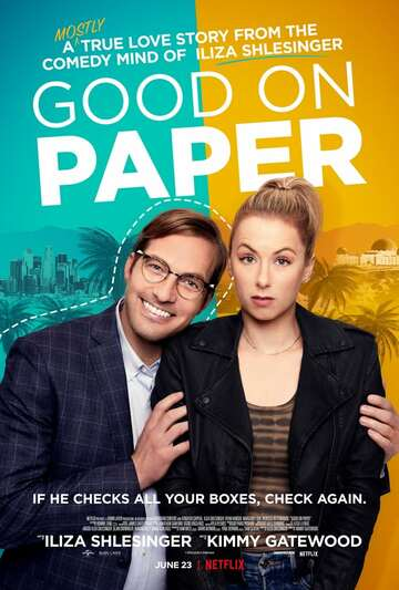 Poster of Good on Paper