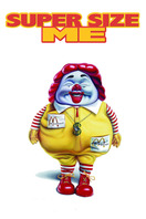 Poster of Super Size Me