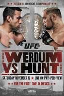 Poster of UFC 180: Werdum vs. Hunt