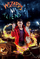 Poster of Wizards vs Aliens