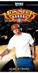 Poster of Monster Garage