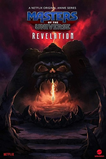 Poster of Masters of the Universe: Revelation