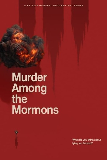 Poster of Murder Among the Mormons