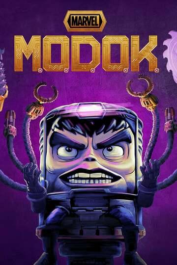 Poster of Marvel's M.O.D.O.K.
